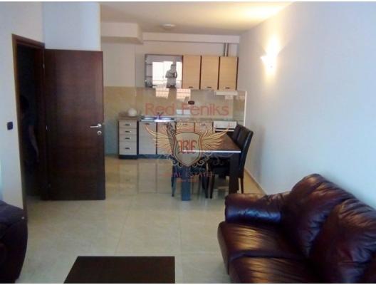 Rafailovici'de iki odalı bir daire, Karadağ satılık evler, Karadağ da satılık daire, Karadağ da satılık daireler