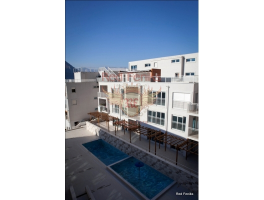Two bedroom apartment in Kotor, apartments in Montenegro, apartments with high rental potential in Montenegro buy, apartments in Montenegro buy