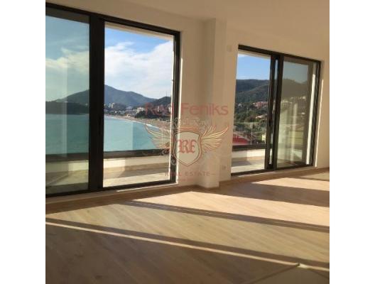 Rafailovici'de iki ve üç yatak odalı daireler, Karadağ da satılık ev, Montenegro da satılık ev, Karadağ da satılık emlak