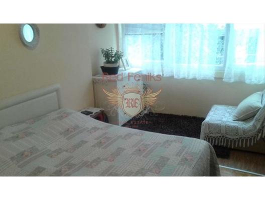 Petrovac'da 45 m2 Daire, Karadağ satılık evler, Karadağ da satılık daire, Karadağ da satılık daireler