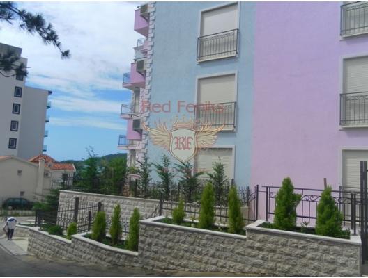 Becici'de mükemmel kompleks, Karadağ satılık evler, Karadağ da satılık daire, Karadağ da satılık daireler