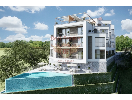 For sale New complex in Tivat.