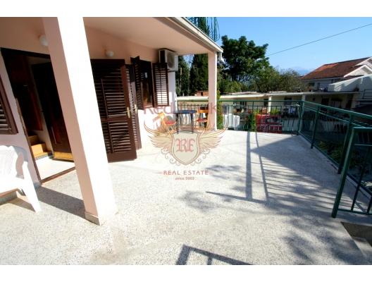 Baosici'de ayrı daireler ile güzel bir ev, Karadağ Villa Fiyatları Karadağ da satılık ev, Montenegro da satılık ev, Karadağ satılık villa