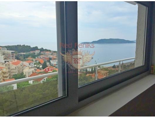 Przno'da tek yatak odalı daire havuzlu yeni site'de., Karadağ da satılık ev, Montenegro da satılık ev, Karadağ da satılık emlak