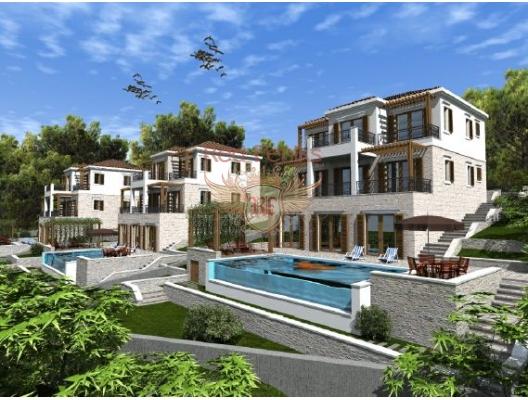 Blizikuce'de villalar, Karadağ satılık ev, Karadağ satılık müstakil ev, Karadağ Ev Fiyatları
