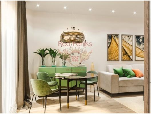 Beçiçi'de Yeni Konut Kompleksi, karadağ da kira getirisi yüksek satılık evler, avrupa'da satılık otel odası, otel odası Avrupa'da