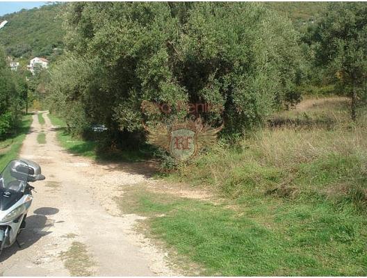 Kumbor'daki tatil köyünde arsalar, Karadağ da satılık arsa, Karadağ da satılık imar arsası
