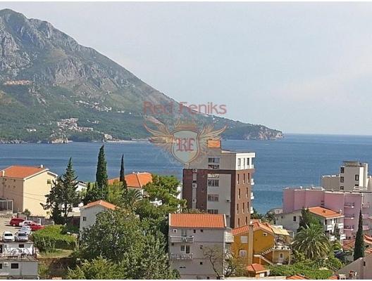 Montenegro Becici'de panoramik deniz manzaralı satılık daire, Karadağ da satılık ev, Montenegro da satılık ev, Karadağ da satılık emlak