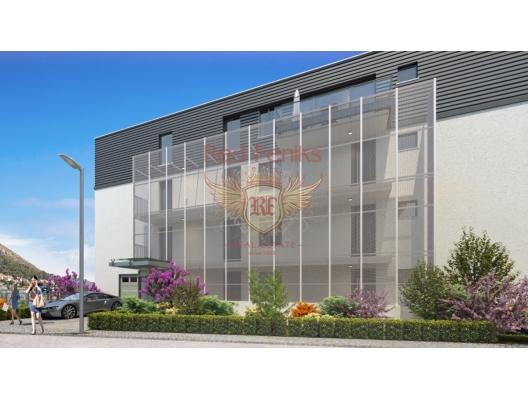 St Stephen yeni bir konut kompleksi içinde satılık iki yatak odalı daireler, Karadağ satılık evler, Karadağ da satılık daire, Karadağ da satılık daireler