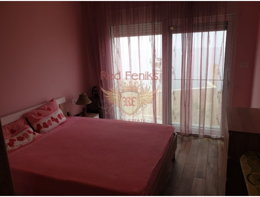 Apartment on the first line, with a magnificent sea view and great rental potential, investment with a guaranteed rental income, serviced apartments for sale