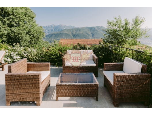 Luxury villa with a pool on the Lustica peninsula, Montenegro real estate, property in Montenegro, Lustica Peninsula house sale