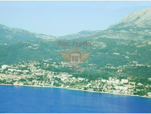 Plot in Zabrdje (Lustica), plot in Montenegro for sale, buy plot in Lustica Peninsula, building plot in Montenegro