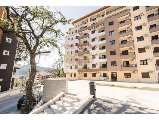 For sale studio apartment in Budva, Lazi.