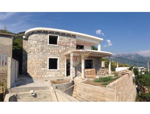Bar yakınındaki sakin bir yerde müstakil ev, Karadağ Villa Fiyatları Karadağ da satılık ev, Montenegro da satılık ev, Karadağ satılık villa