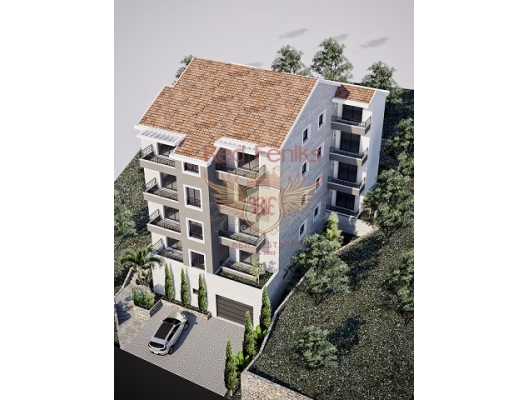 One bedroom apartment in Przno, apartments in Montenegro, apartments with high rental potential in Montenegro buy, apartments in Montenegro buy
