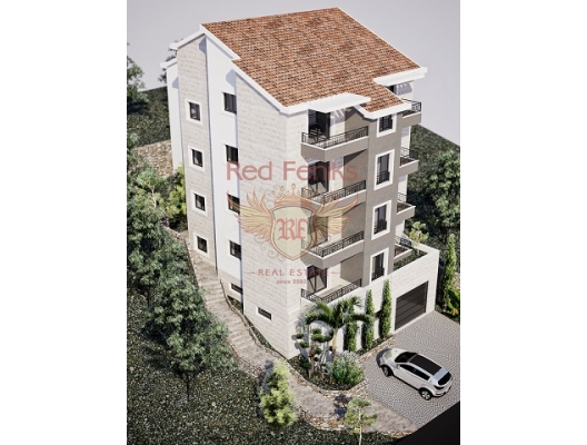 One bedroom apartment in Przno, apartments for rent in Becici buy, apartments for sale in Montenegro, flats in Montenegro sale
