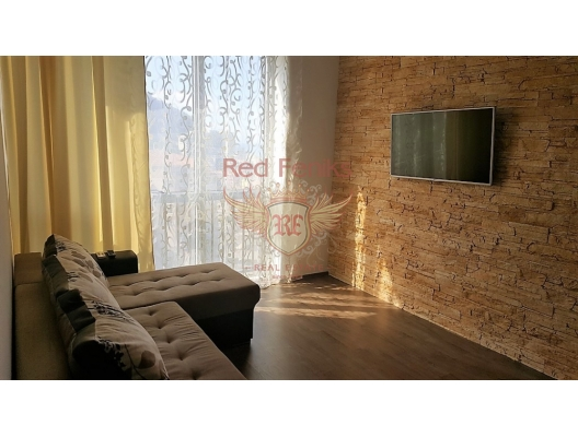 Rafailovici'de Geniş Stüdyo Daire, Becici da satılık evler, Becici satılık daire, Becici satılık daireler