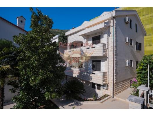 Stone Hotel In Becici, Karadağ, Karadağ'da garantili kira geliri olan yatırım, Becici da Satılık Konut, Becici da satılık yatırımlık ev