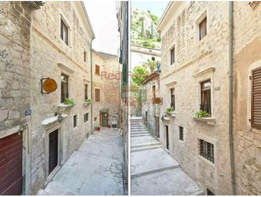 Kotor'da Satılık Hostel Toplam yaşam alanı 180 m2 'dir.