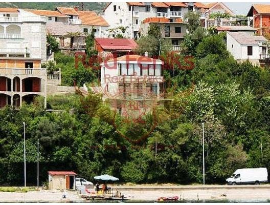 Kamenari'de panoramik deniz manzaralı ev, Karadağ Villa Fiyatları Karadağ da satılık ev, Montenegro da satılık ev, Karadağ satılık villa