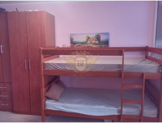 Becici'de iki odalı mukemmel bir daire, Karadağ satılık evler, Karadağ da satılık daire, Karadağ da satılık daireler