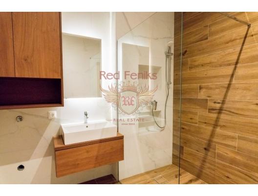 Tivat'ta Tek odalı apartman dairesi, Karadağ satılık evler, Karadağ da satılık daire, Karadağ da satılık daireler