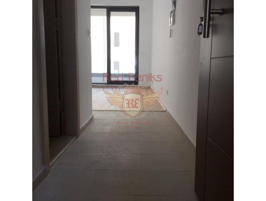 Studio apartments in Rafailovici, Montenegro real estate, property in Montenegro, flats in Region Budva, apartments in Region Budva