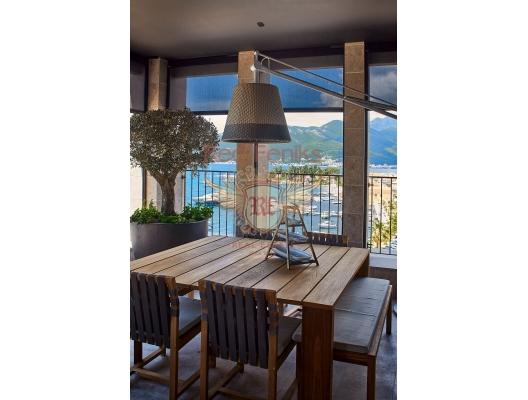 Kostanica'da Daireler, Karadağ da satılık ev, Montenegro da satılık ev, Karadağ da satılık emlak
