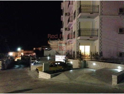 Becici'de mükemmel kompleks, Montenegro da satılık emlak, Becici da satılık ev, Becici da satılık emlak