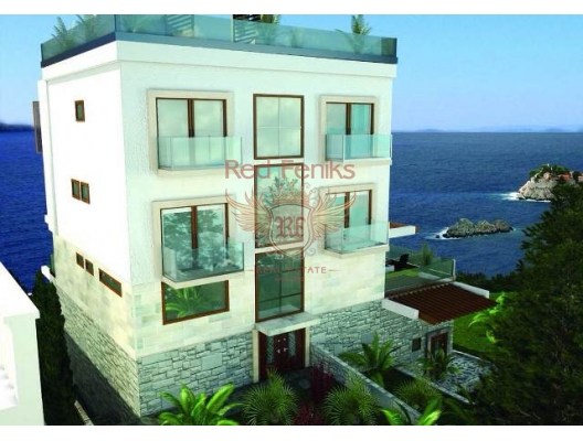 Comfortable apartments in Sv.Stefan, apartments in Montenegro, apartments with high rental potential in Montenegro buy, apartments in Montenegro buy