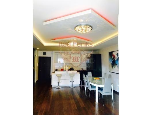 Budva'nın merkezinde lüks iki katlı daire, Karadağ satılık evler, Karadağ da satılık daire, Karadağ da satılık daireler