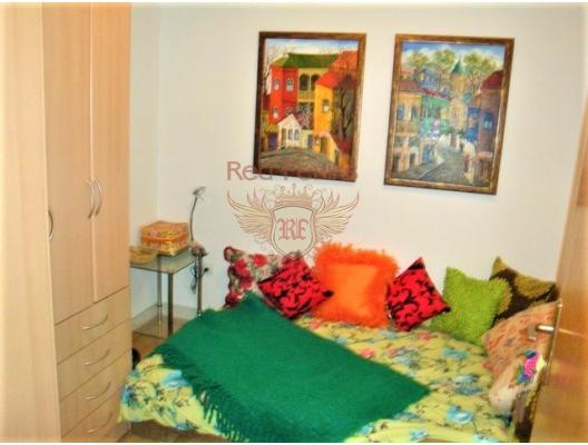 Herceg Novi'de rahat daire, Montenegro da satılık emlak, Baosici da satılık ev, Baosici da satılık emlak