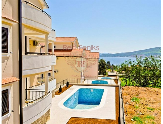 Apartments in new residential complex, apartments in Montenegro, apartments with high rental potential in Montenegro buy, apartments in Montenegro buy