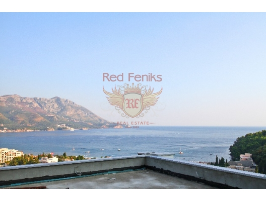 Hotel 3 bd apartment for sale in Budva,Montenegro, hotel in Montenegro for sale, hotel concept apartment for sale in Becici