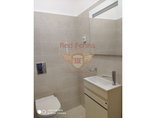 One bedroom apartment for sale in Montenegro, Becici/Budva, hotel residences for sale in Montenegro, hotel apartment for sale in Region Budva