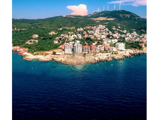Kentsel Arsa Satılık, ilk satırda Bar, Karadağ, Karadağ Arsa Fiyatları, Budva da satılık arsa, Kotor da satılık arsa