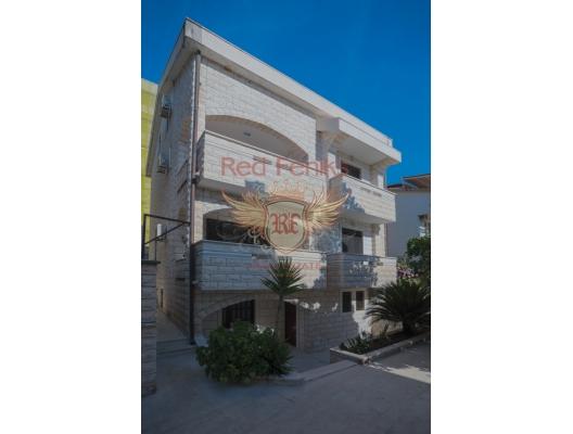 Stone Hotel In Becici, Karadağ, karadağ da kira getirisi yüksek satılık evler, avrupa'da satılık otel odası, otel odası Avrupa'da