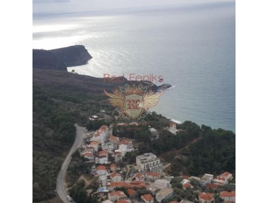 Panaromik Deniz Manzaralı Lüks Villa, Region Budva satılık müstakil ev, Region Budva satılık villa