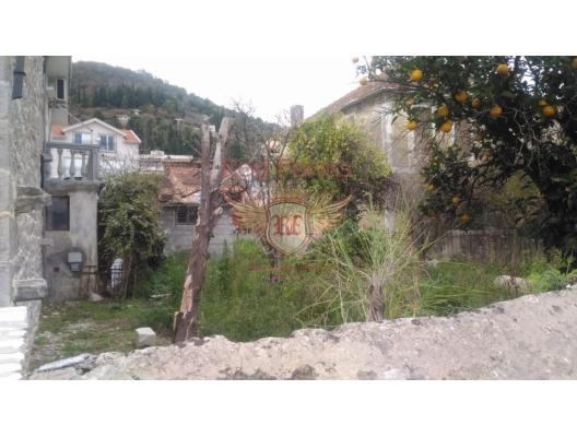 Urbanized Plot on the First Line, Karadağ Arsa Fiyatları, Budva da satılık arsa, Kotor da satılık arsa