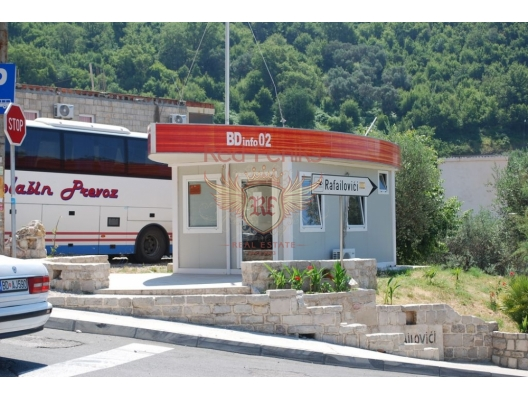 Rafailovici'de Geniş Apartman Dairesi, Region Budva da ev fiyatları, Region Budva satılık ev fiyatları, Region Budva ev almak