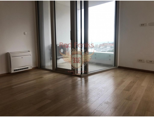 Budva'da muhteşem manzaralı tek yatak odalı daire, Karadağ satılık evler, Karadağ da satılık daire, Karadağ da satılık daireler