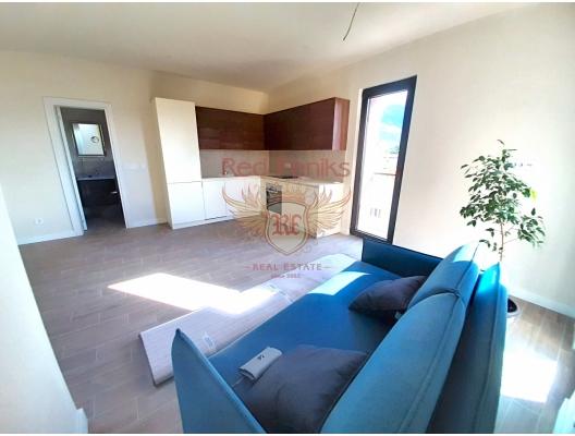 Tivat Satılık Üç Yatak Odalı Daire, becici satılık daire, Karadağ da ev fiyatları, Karadağ da ev almak