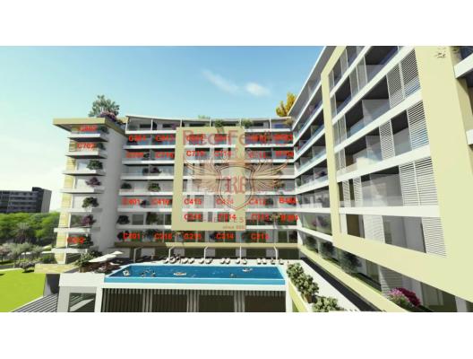 Harika yatırım Teklifi ! Yeni Lüks Residence, alışveriş merkezleri restaurantlar ve havuzlara ev sahipliği yapmaktadır.