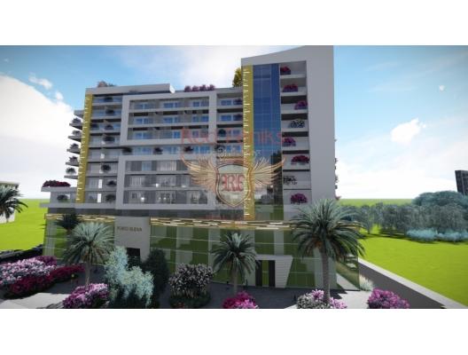 Budva'da Denize Sıfır Lüks Stüdyo Daire, Karadağ satılık evler, Karadağ da satılık daire, Karadağ da satılık daireler