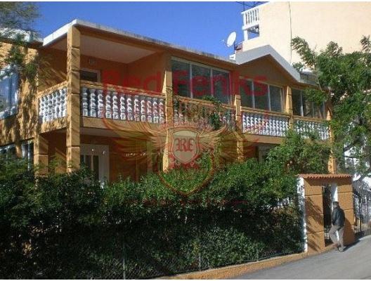 Mini hotel in Canj