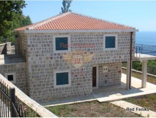 Blizikuce'de Ev, Karadağ satılık ev, Karadağ satılık müstakil ev, Karadağ Ev Fiyatları
