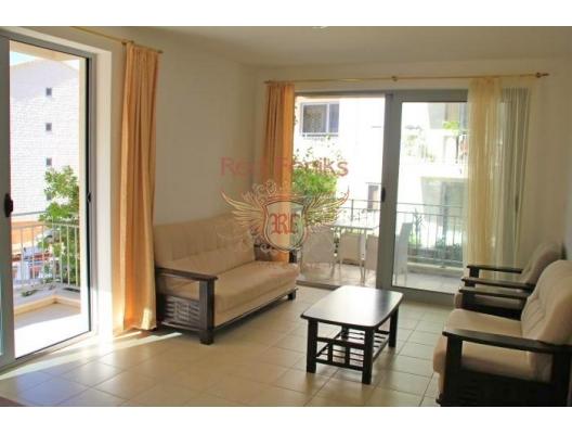 Petrovac'ta iki odalı bir daire, Montenegro da satılık emlak, Becici da satılık ev, Becici da satılık emlak