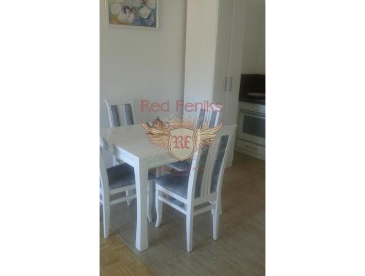 Budva'da iki odalı bir daire., becici satılık daire, Karadağ da ev fiyatları, Karadağ da ev almak