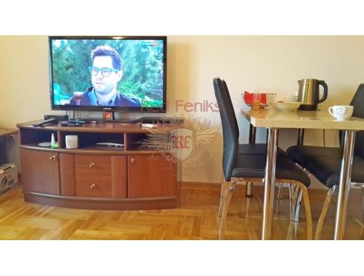Petrovac'ta bir yatak odalı daire, becici satılık daire, Karadağ da ev fiyatları, Karadağ da ev almak