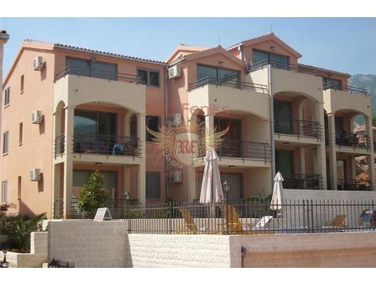 Becici'de yeni kompleks daire, becici satılık daire, Karadağ da ev fiyatları, Karadağ da ev almak